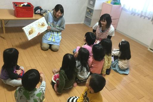 児童養護施設柏葉荘(北海道札幌市北区)