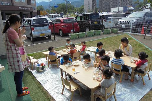 あすかぜ保育園(北海道札幌市手稲区)