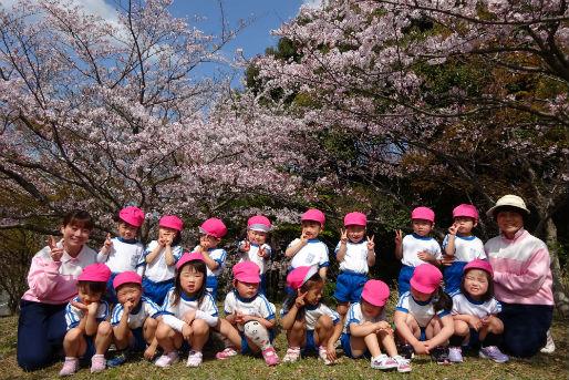 平等寺保育園(福岡県宗像市)