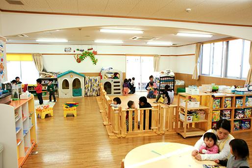和光会保育園バンビ寺田(岐阜県岐阜市)