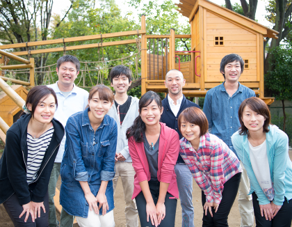 西新井保育園(東京都足立区) 先輩からの一言
