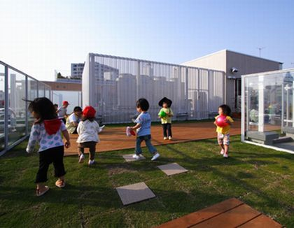 ふかさわミル保育園(東京都世田谷区)の様子