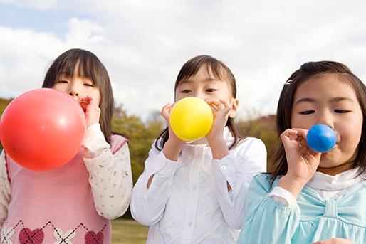 愛光みどり保育園(東京都立川市)