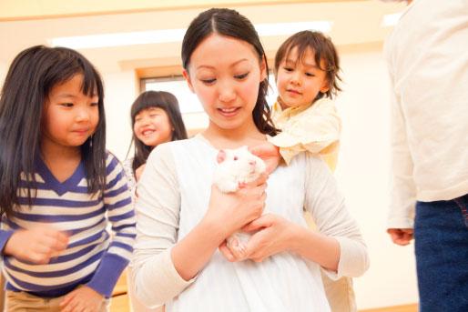 やまゆり中山保育園(神奈川県横浜市緑区)