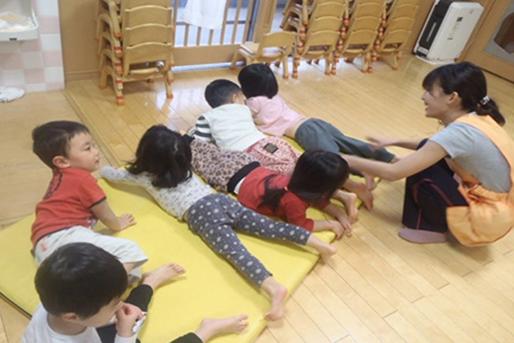 二子保育園(神奈川県川崎市高津区)