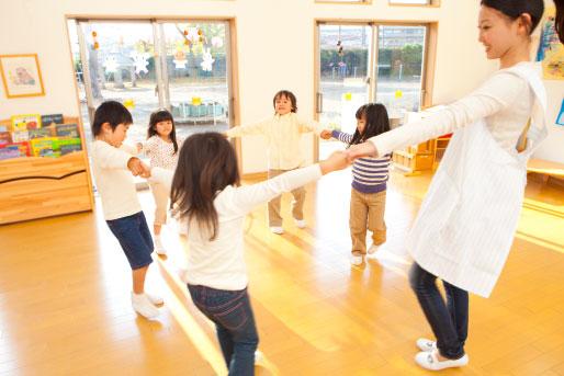 つぼみ保育園(三重県松阪市)