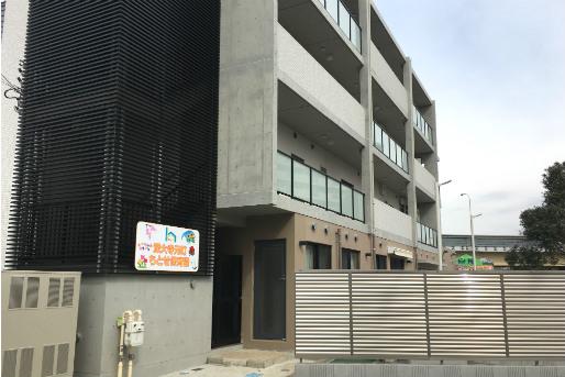 深大寺元町ちとせ保育園(東京都調布市)