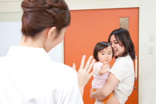 古賀病院21院内保育所(福岡県久留米市)