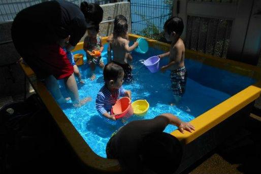わらべ向島保育園(東京都墨田区)
