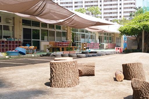 蒲田本町保育園(東京都大田区)