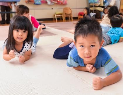 認定こども園桑ノ木幼稚園(兵庫県神戸市西区) 先輩からの一言