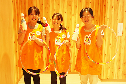 新東京病院院内保育室(千葉県松戸市)
