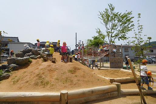 つるぎ保育園(石川県白山市)