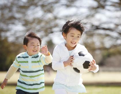 日生鹿島田保育園ひびき (神奈川県川崎市幸区)の様子