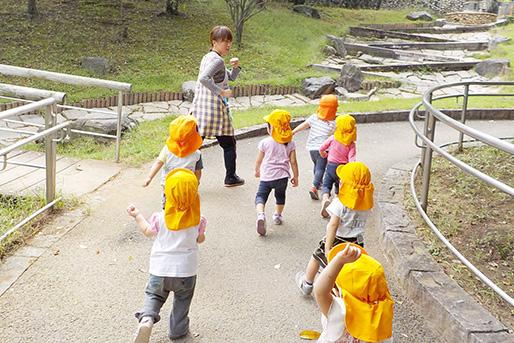 日生梅島保育園ひびき(東京都足立区)