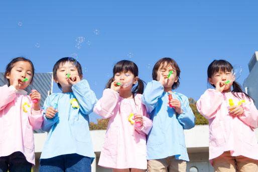 ひなの里保育園(茨城県桜川市)