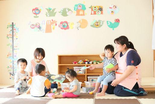 おれんじハウス西戸部保育園(神奈川県横浜市西区)
