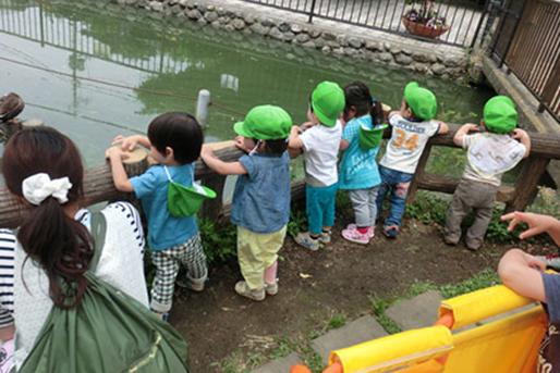 さつき保育園石神井公園ルーム(東京都練馬区)