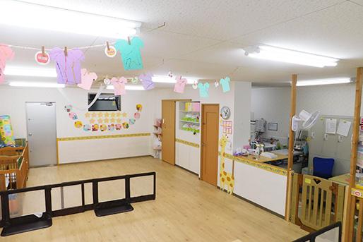 すくすくnursery中央(愛知県小牧市)
