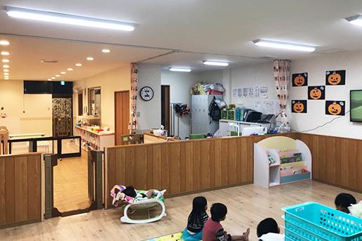 すくすくnursery妙興寺(愛知県一宮市)