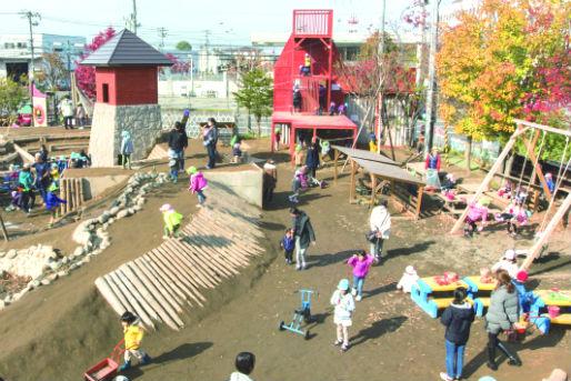 幼保連携型認定こども園おかだまのもり(北海道札幌市東区)