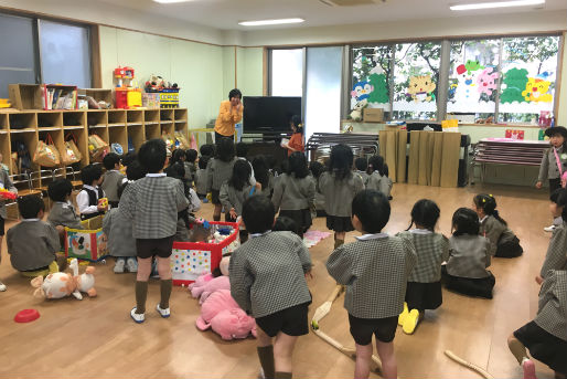 明聖第二幼稚園(東京都江戸川区)