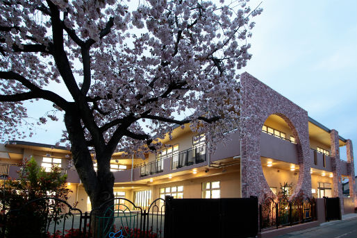 富士見第二保育園(東京都羽村市)