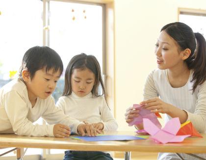 児童発達支援事業所りらっくす(広島県広島市西区)の様子