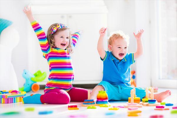 子どもの能力を開花させる保育遊び