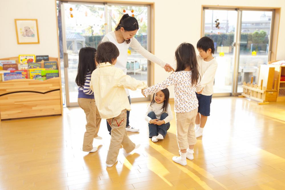 保育園で4歳児の担任になったら 注意点、かかわり方