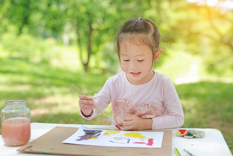 【10の姿】「豊かな感性と表現」 幼児期の終わりまでに育ってほしい姿