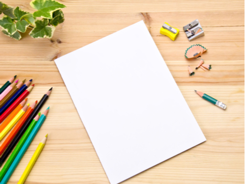 保育士試験の造形表現 試験対策や本番で気をつけたいポイントを解説