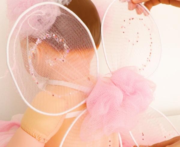【動画】ファンシーな妖精の羽