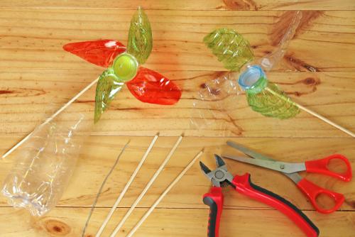 保育園でペットボトルを使った簡単手作りおもちゃを楽しもう