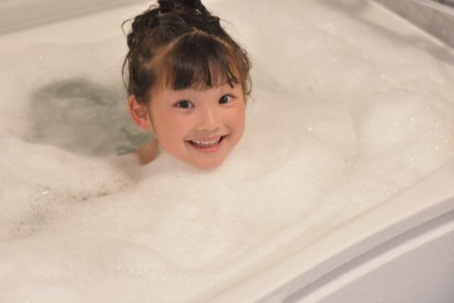 保育園の遊び・お風呂ごっこ