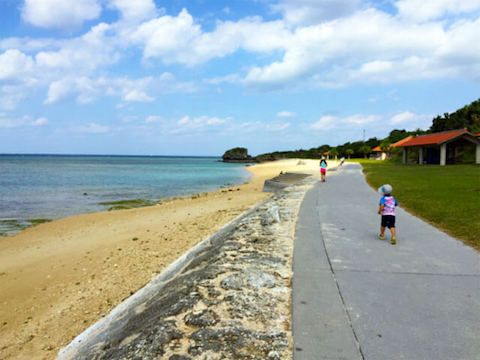 こどもたちの自然&ものづくり体験in沖縄(自然体験編)