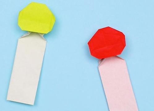 【動画】涼しげな風鈴を折り紙で