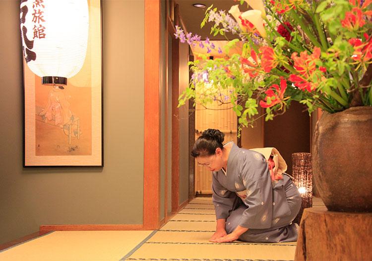 若松 ゆがわら石亭 宿泊中、お客様が一番頼りにするのははあなたです。未経験可、月23万円~