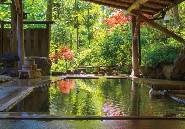 温泉旅館ならではの職場環境と福利厚生でお迎えします