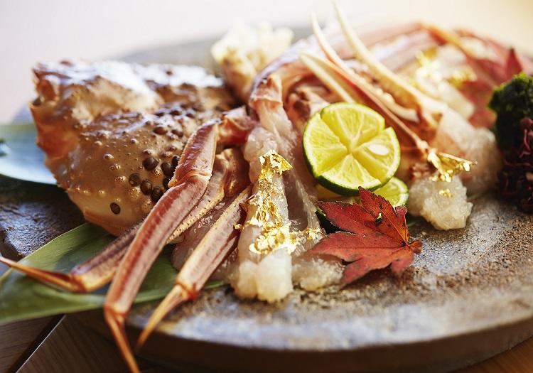 伊勢志摩の食文化を反映したお料理