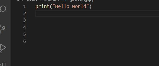 PythonでHello worldを表示_1