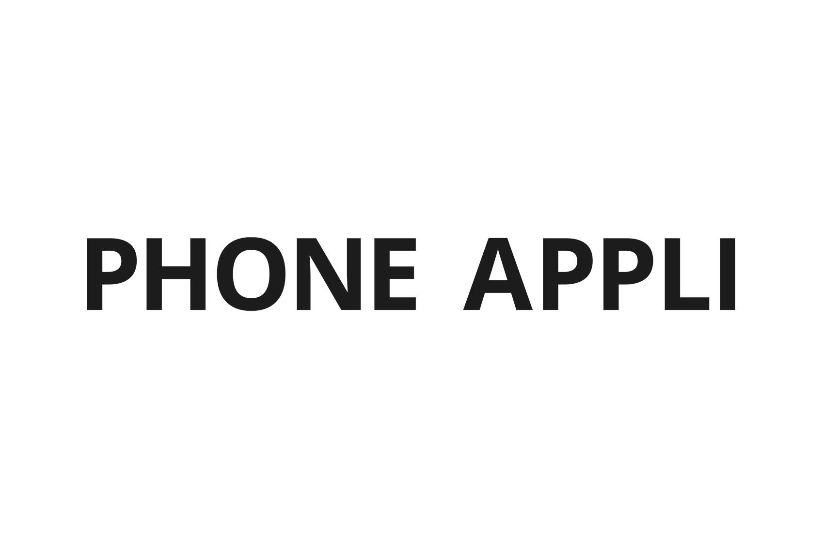 株式会社PHONE APPLI