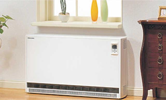 スティーベル社の蓄熱暖房機とは