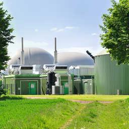 バイオガス発電とはなに?太陽光やプロパンガスに続くクリーンエネルギー