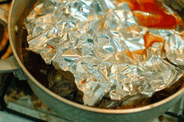 節約の極意⑩:落し蓋の活用