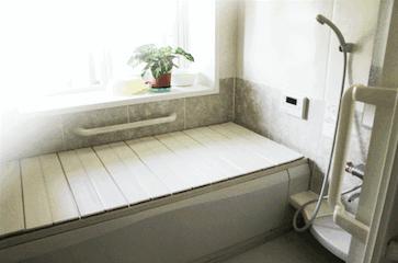 ガス代節約の極意③:浴槽の蓋はこまめに閉める