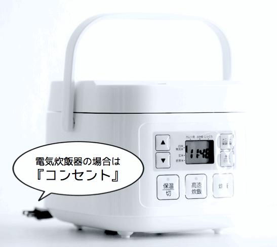 「電気炊飯器」とは?