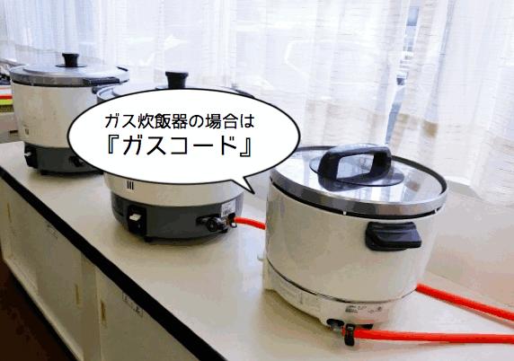 「ガス炊飯器」とは?