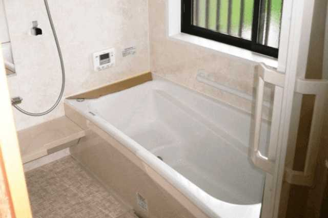 TOTOのお風呂「サザナ」