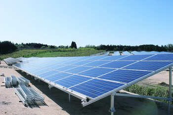 産業用太陽光発電の費用相場